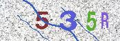 Obrazek z kodem CAPTCHA